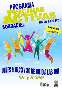 Actividades piscinas activas
