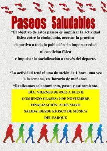 paseos saludables info