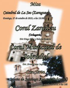Conciertos Coral