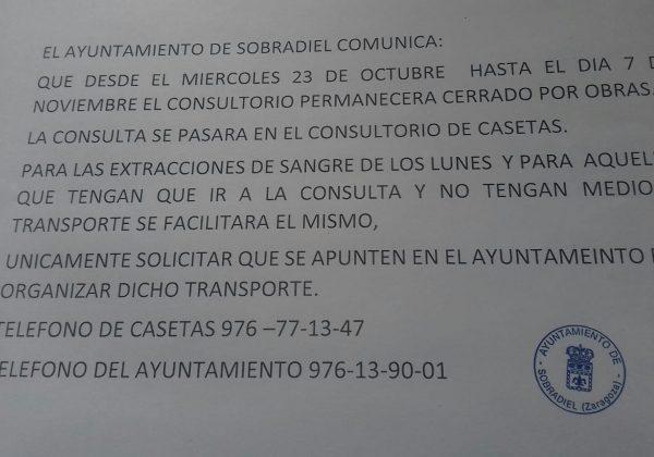Reformas Centro Salud