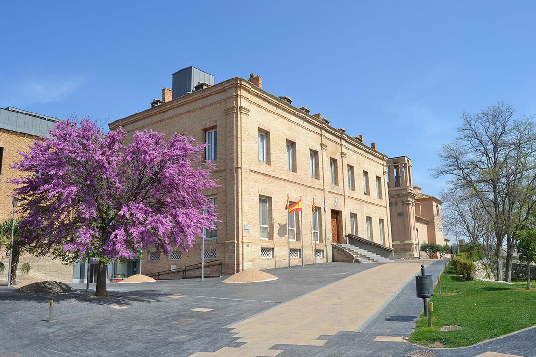 Casa Consitorial de la Villa de Sobradiel