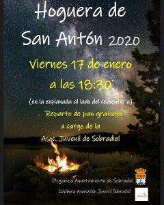 Hoguera de San Antón 2020