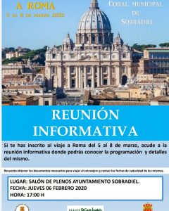 Reunión Roma