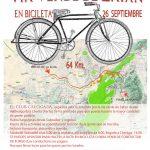 Via Verde de Zafan en Bicicleta