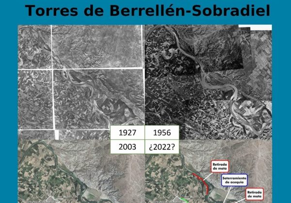 Taller de Ebro resilience en el tramo del Ebro Torres-Sobradiel