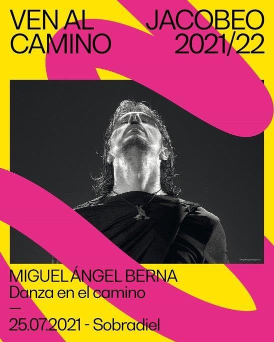 Actuacion Miguel Ángel Berna