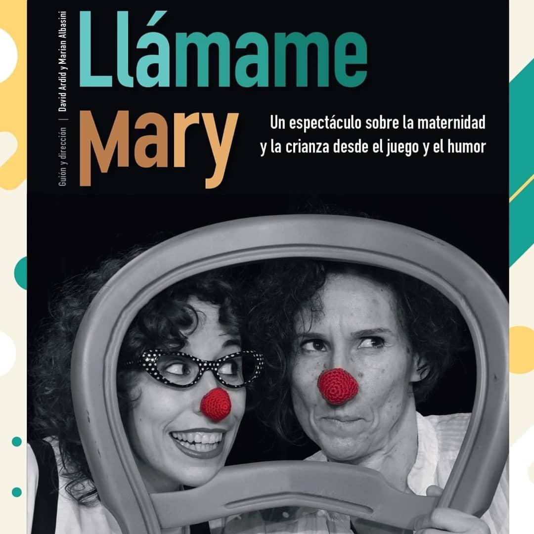 Llamame Mary