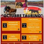 OCTUBRE TAURINO EN SOBRADIEL